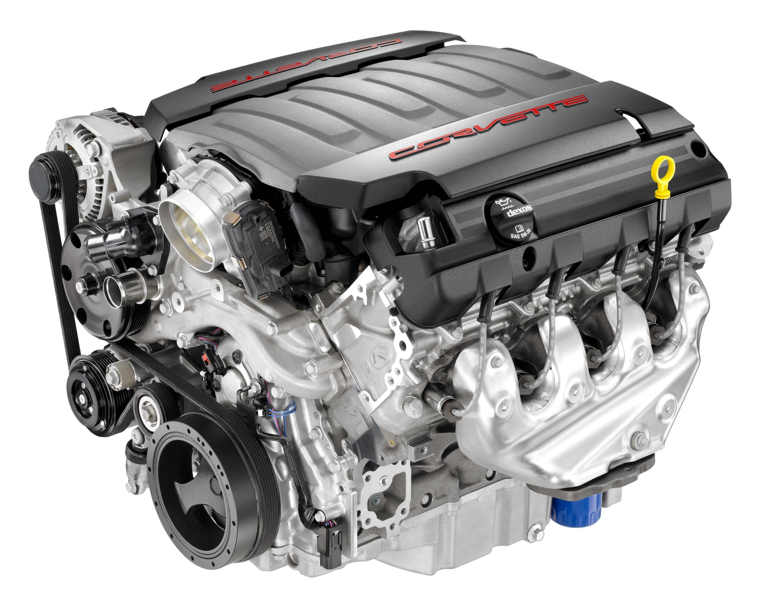 LT Engine Complete Ready Start 454 cu